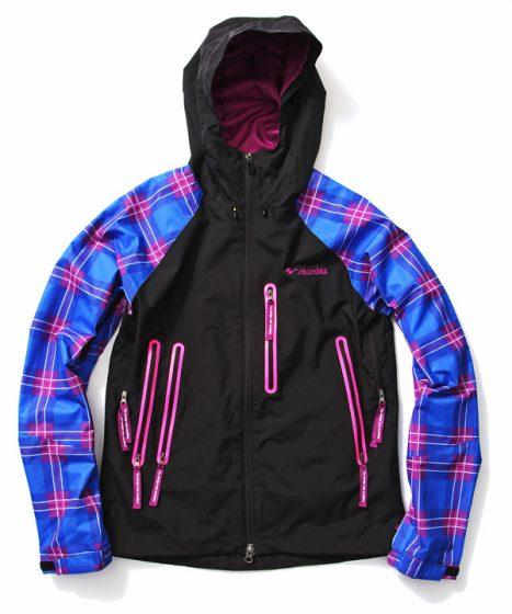 JUN WATANABE × Kinetics×Columbia Pliny Peak Jacket
