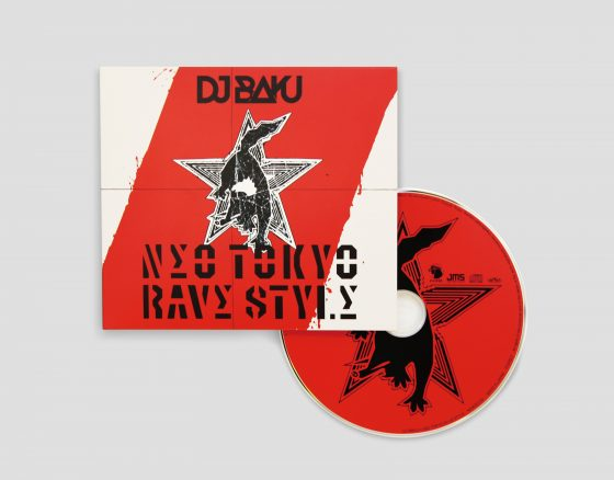 "DJ BAKU ""NΣO TOKYO RΛVΣ STYLΣ"""