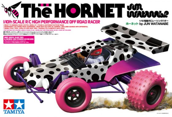 1/10 TAMIYA The Hornet by JUN WATANABE