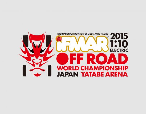 IFMAR 2015 1:10 EP OFFROAD WORLD CHAMPIONSHIP IN JAPAN LOGO