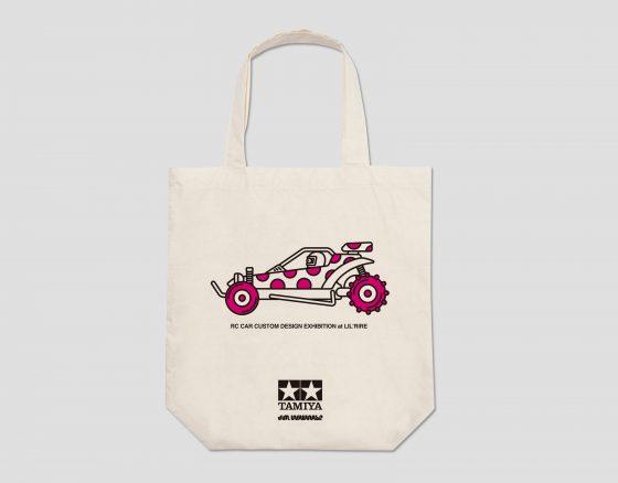 TOTE BAG for RC CAR CUSTOM DESIGN EXHIBITION 2015