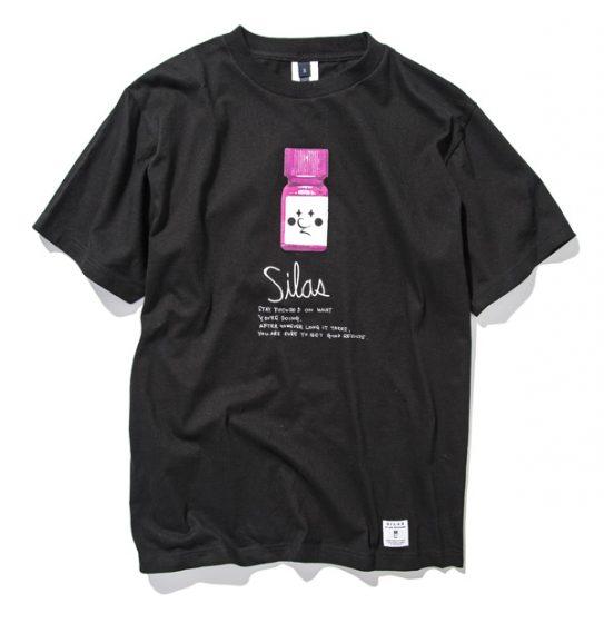 SILAS by JUN WATANABE T-shirts