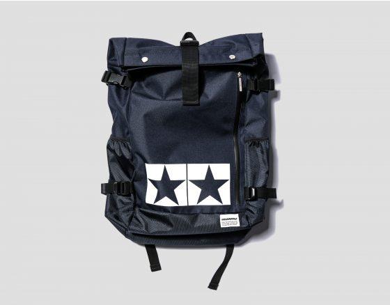 TAMIYA by JUN WATANABE Rolltop Backpack