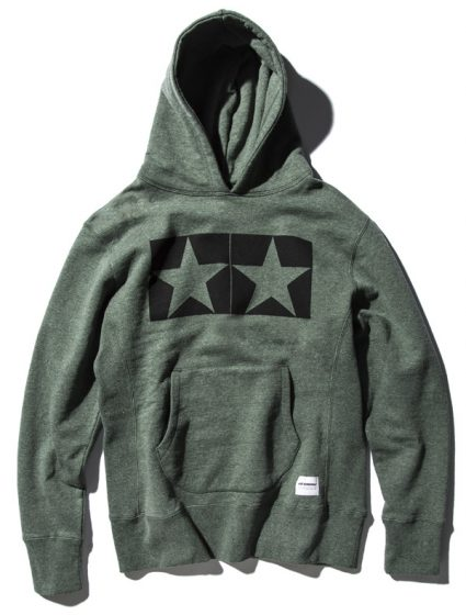TAMIYA by JUN WATANABE Pullover Hoody 4 Colors