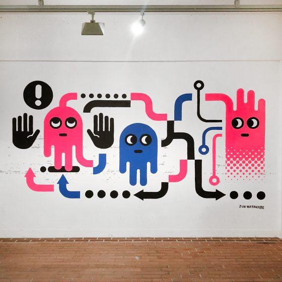 三条ものづくり学校 Wall Art