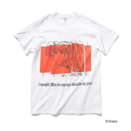 『シン・エヴァンゲリオン劇場版』× ZOZO 公開記念コラボTシャツ