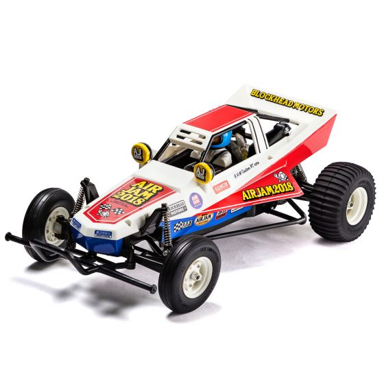 AIR JAM 2018 x TAMIYA GRASSHOPPER