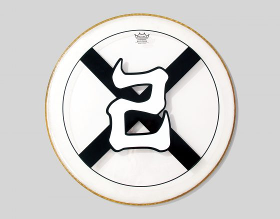 SWITCH STYLE BASS DRUM HEAD
