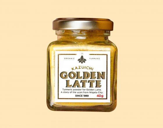 KAZUICHI GOLDEN LATTE